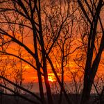 Sonnenuntergang 26.02.2014