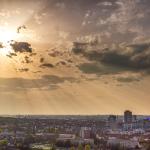 Hannover // Sicht vom neuen Rathaus