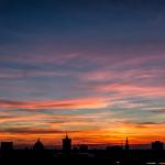 Sonnenuntergang 03.05.2014