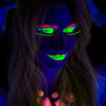UV-Licht @ Lightup-Events