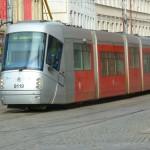 167 Tram - Škoda 14T