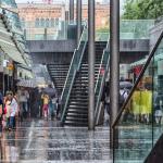 Starkregen @ Niki de Saint Phalle Promenade