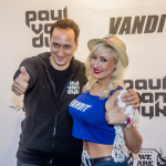 We Are One-Festival 2014 // Meet'n'Greet Paul Van Dyk