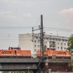 Bauarbeiten Berliner S-Bahn // Sommerferien 2014