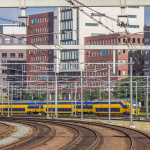 NS VIRM in Amersfoort