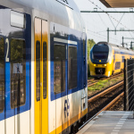 NS Sprinter und VIRM in Zaltbommel