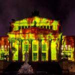 Berlin leuchtet 2014 // Brennendes Konzerthaus