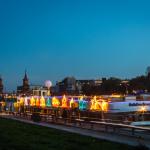 Touridampfer ''Schöneberg'' auf der Spree