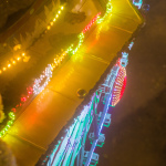 Wintertraum 2014 // Steiger Riesenrad-Spiegelung