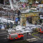 Wintertraum 2014 // Feuerwehreinsatz