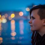 Aerwyna Outdoor um die Oberbaumbrücke