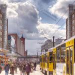 Karfreitag auf dem Alexanderplatz