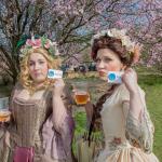 Kirschblütenfest 2015 // Gretchen & Jarvis