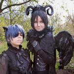 Kirschblütenfest 2015 // Black Butler