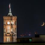 Rotes Rathaus, Mond