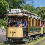 Historische BVG-Tram // GBS 2990
