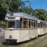 Historische BVG-Tram // TE59 + BE59 + BE64