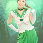 Saskia // Sailor Jupiter