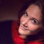 Sonja im Studio
