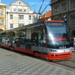 152 Tram - Škoda 15T