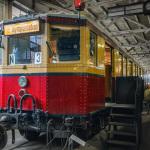 S-Bahn Holzklasse @ Monumentenhalle