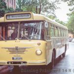 BVG Büssing Präsident 14 R, Bj 1962
