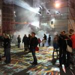 Potsdamer Platz - Leuchtende Zeitreise