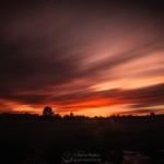 ND-1000 Sonnenuntergang Tempelhof