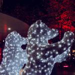 Leuchtende Berliner Bären // Berlin leuchtet