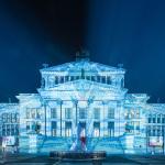 Berlin leuchtet // Konzerthaus ''Ski-Farn''