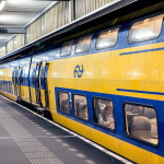 NS VIRM in Leiden CS