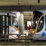 Brüssels Trams