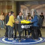 Bespeel Mij! Öffentliches Klavier in Amsterdam CS