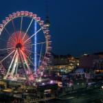 Steiger Riesenrad und 90m Tower testen