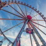 Steiger Riesenrad @ Wintertraum 2015