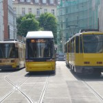 Berlin Trams