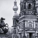 Löwenkämpfer, Fernsehturm, Dom