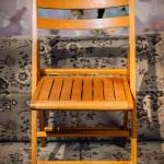 Ein Stuhl. Boah. (52 Frames Week 12)