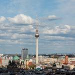 Panoramapunkt // Sicht Richtung Fernsehturm