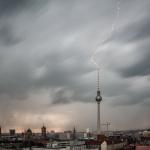 Gewitter, 8. Juli 2016, Berlin
