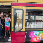 CSD on the rail 2016