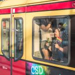 CSD on the rail 2016