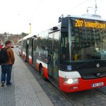 158 Prague Bus