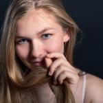 Lysanne // Weißer Body