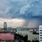 Gewitter im Norden // 28.08.2016
