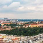 Prag // Sicht aus dem Hotel Corinthia