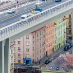 Wohnen unter der Brücke