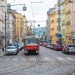 Tatra T3 in Prag
