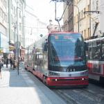 Skoda 15T in Prag