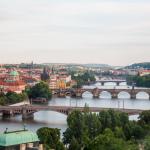 Prager Brücken (Langzeitbelichtett)